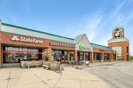 Clock Tower Plaza on Randall Road - For Lease - North Aurora