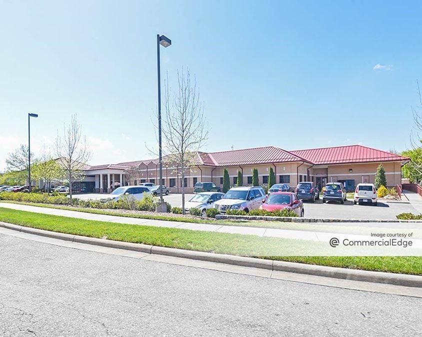 Regional Medical Park - 5 Medical Park Drive
