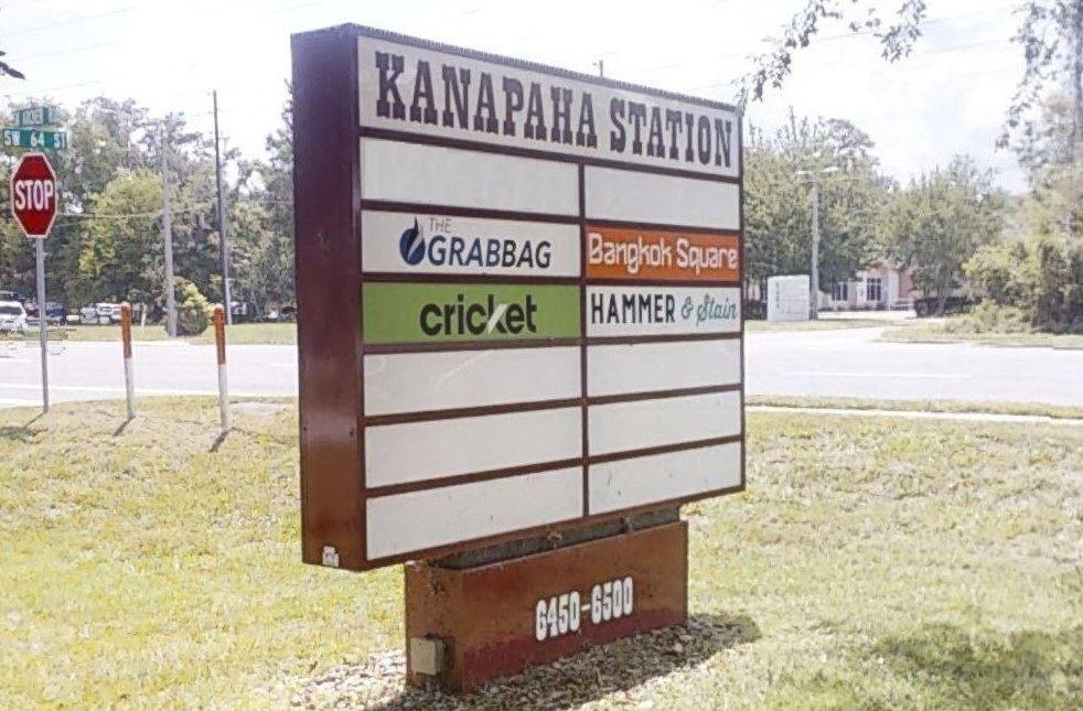 Kanapaha Station
