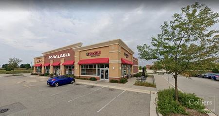 4,509 SF Available - Romeoville