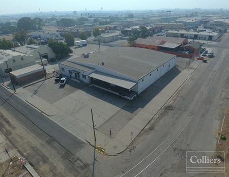 2626 E. Hamilton Avenue - Fresno
