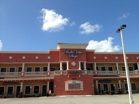 Bella Villa Shops - Fort Myers