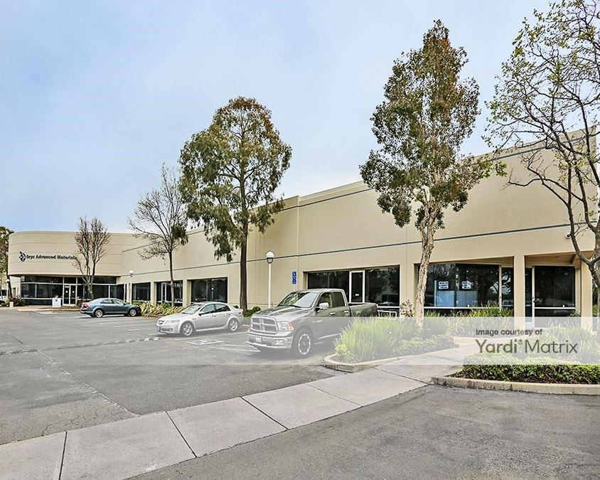 Fremont Technology Park - 46400-46458 Fremont Blvd