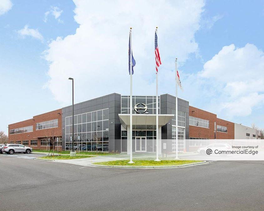 Hino Motors Headquarters