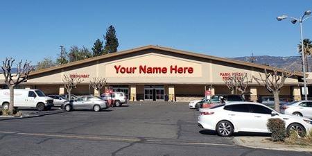 Baseline Shopping Center - San Bernardino