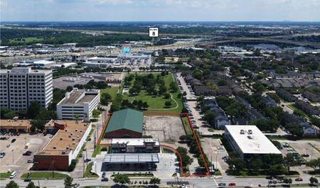 9945 Bissonnet Street - Houston