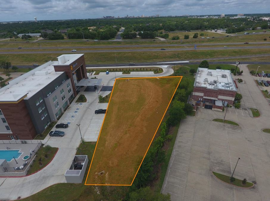 Commercial Pad Site on Hwy 6 | College Station, TX