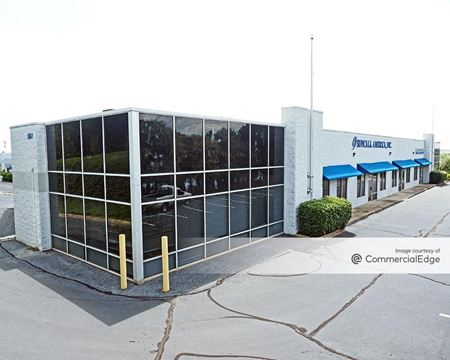 Greenville Business Center - Greer