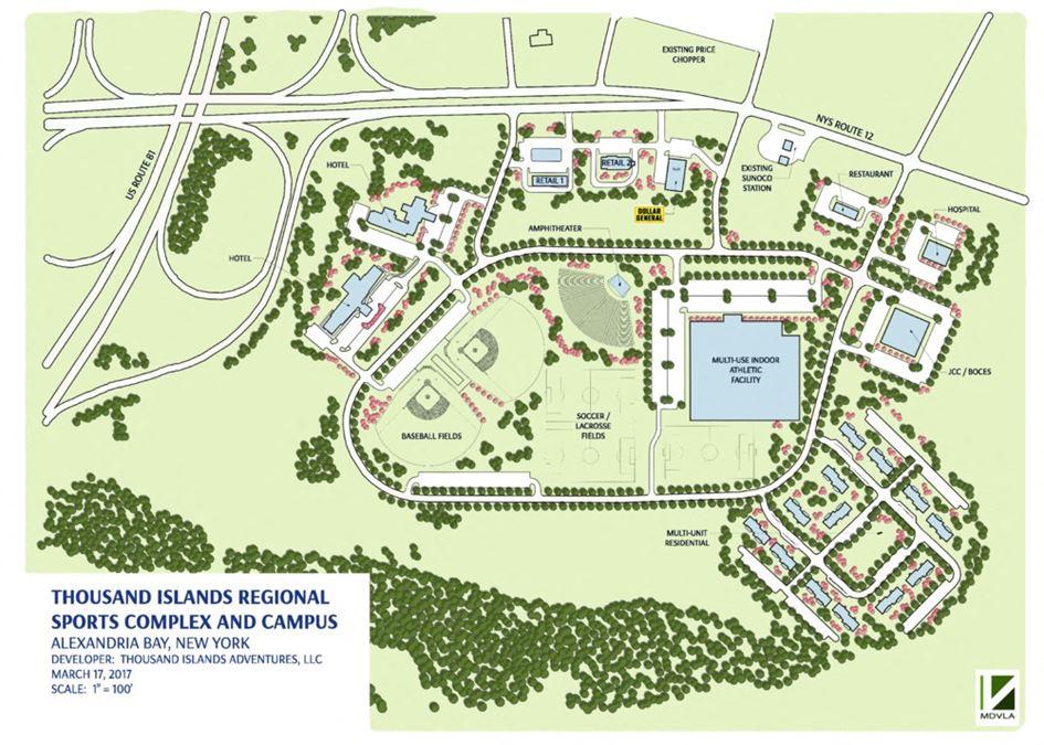 Alexandria Bay   Development Opportunities
