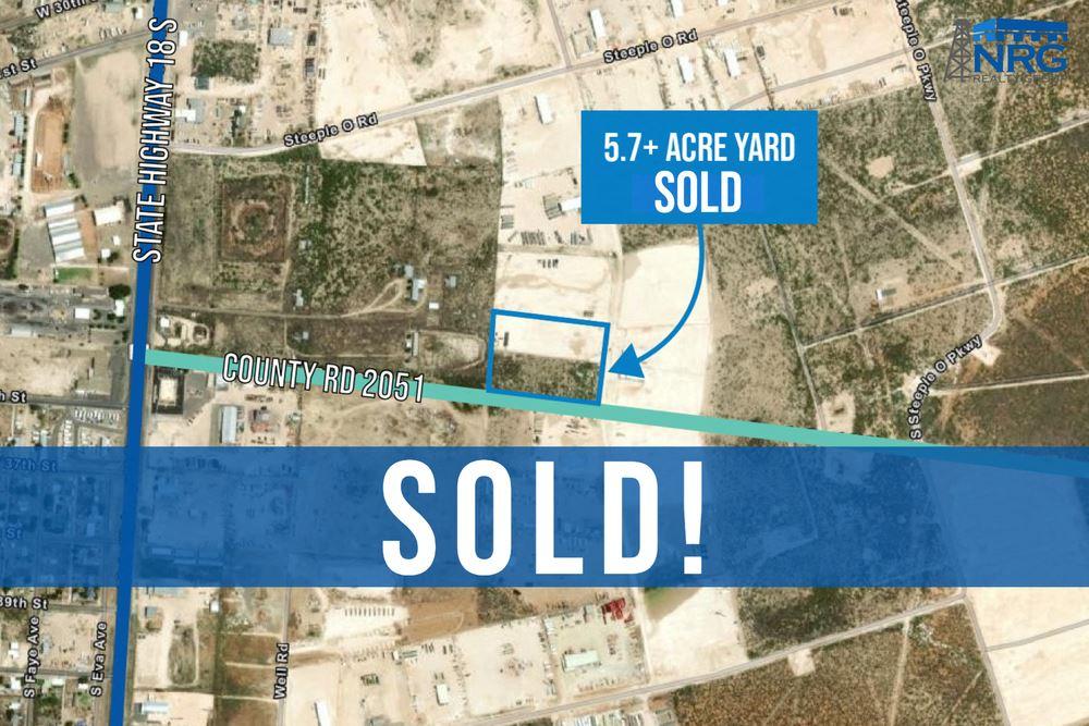 5.771 Acre Yard - Steeple O Parkway