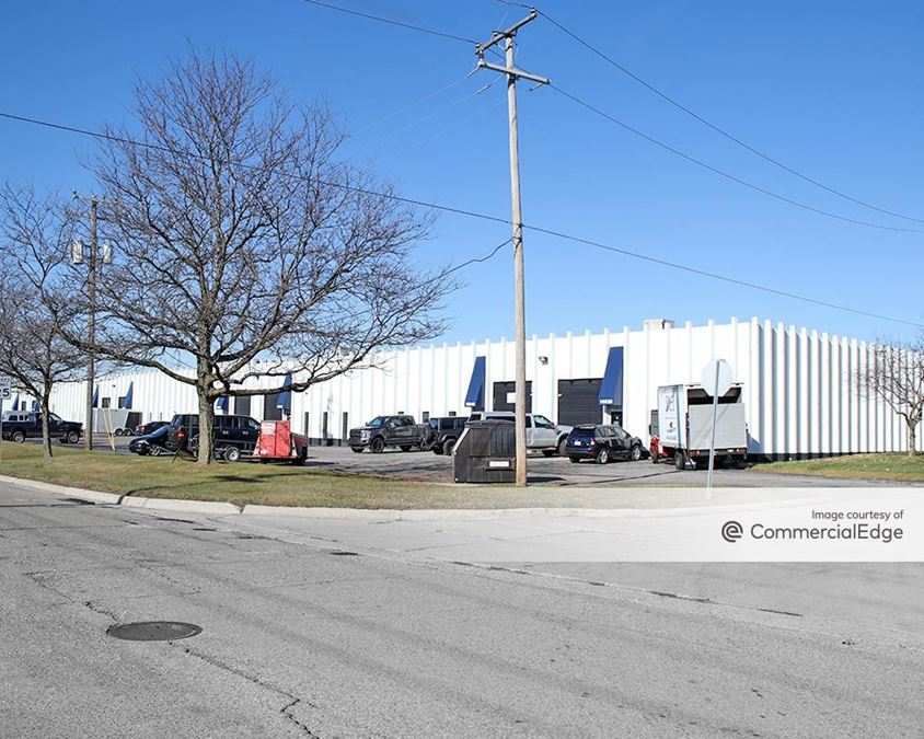 Royal Industrial Center - 10638 Northend Avenue