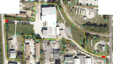 Warehouse & Cold Storage Facility - Fort Pierce