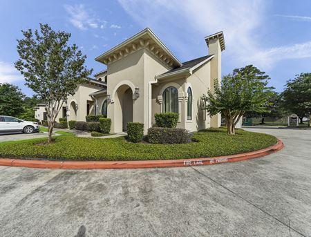 Willow Park Office Condo - Houston