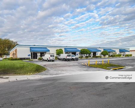 Airport Industrial Park - Building 12 - Tampa