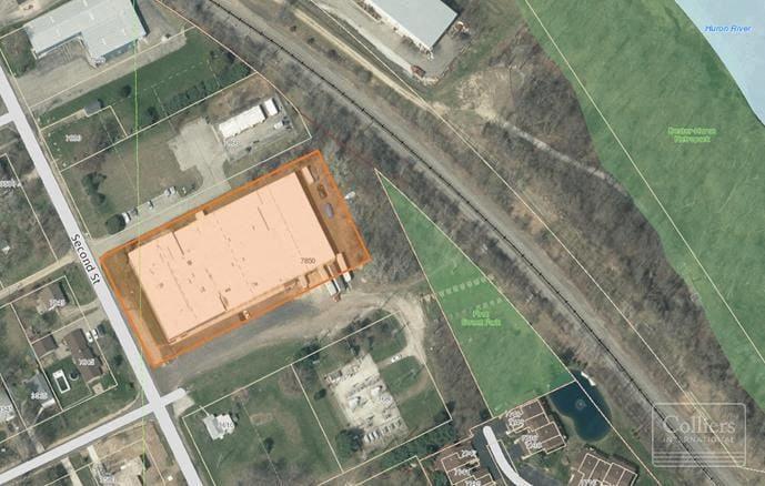 45K Industrial Warehouse w/ Flex Space
