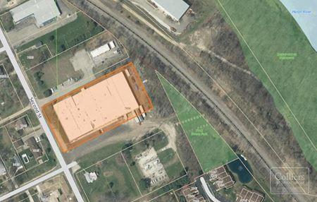 45K Industrial Warehouse w/ Flex Space - Dexter