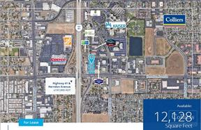 Build-to-Suit Opportunity Northeast Fresno