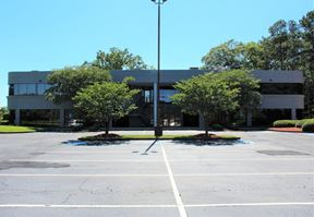 Twin Lakes Office Park | The Atrium Building - Jackson