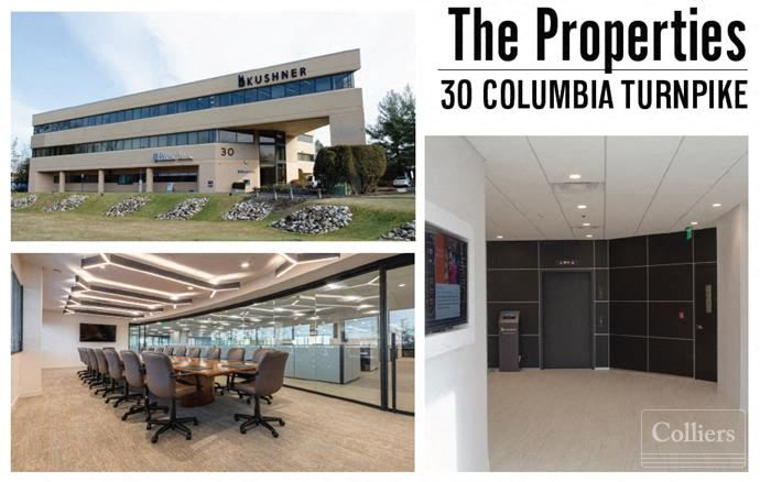Class A Office Space Available in Florham Park, NJ