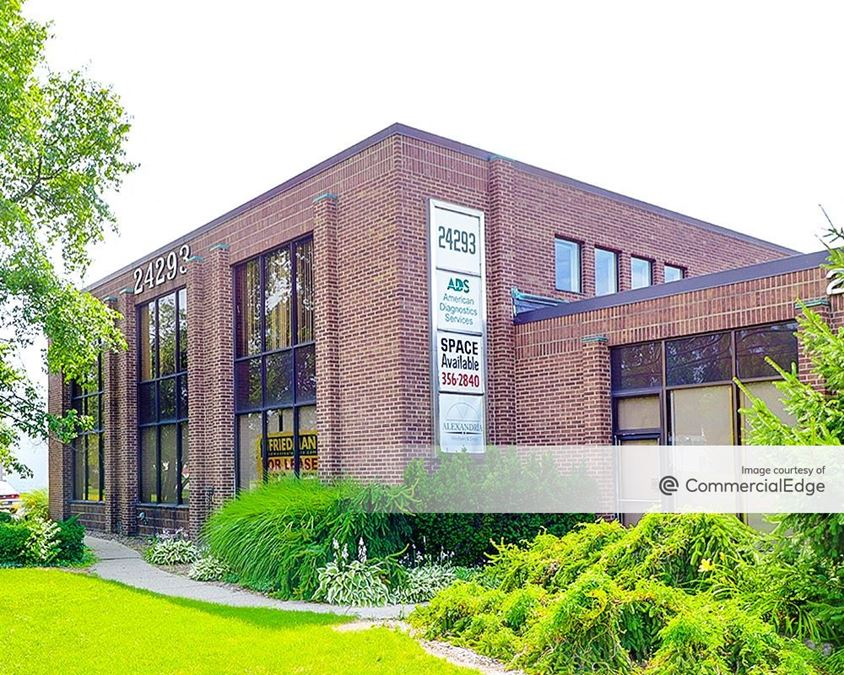 Straith Office Building
