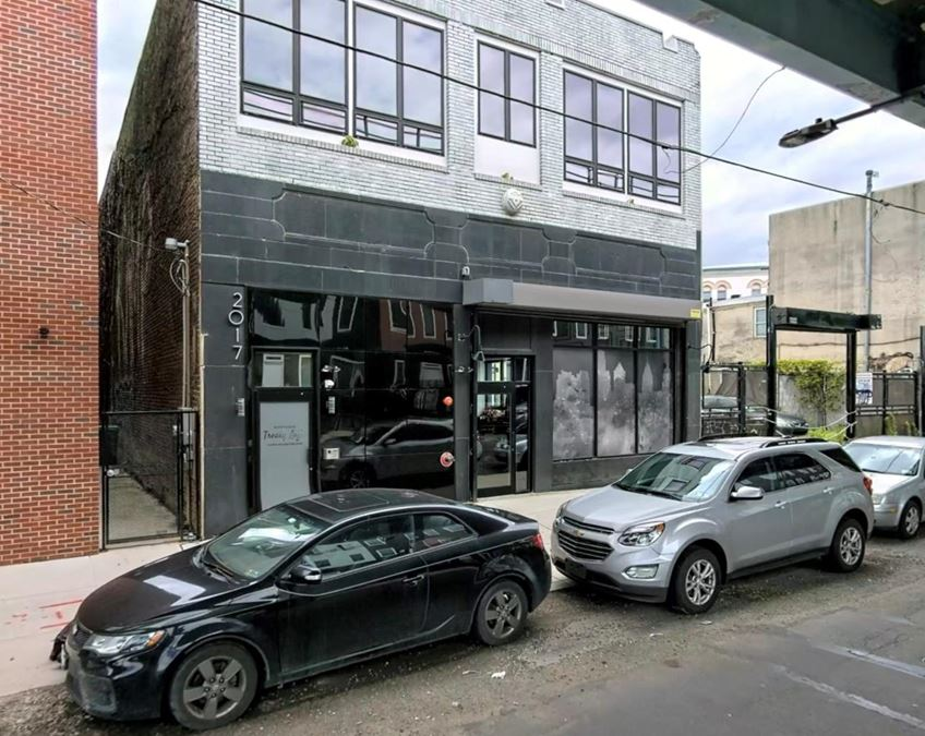 Bi-level Office Space For Lease