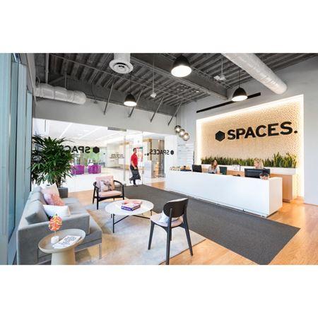 Spaces The MET