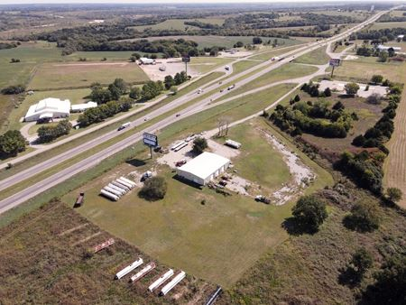 I-35 Industrial on 42 Acres - Purcell