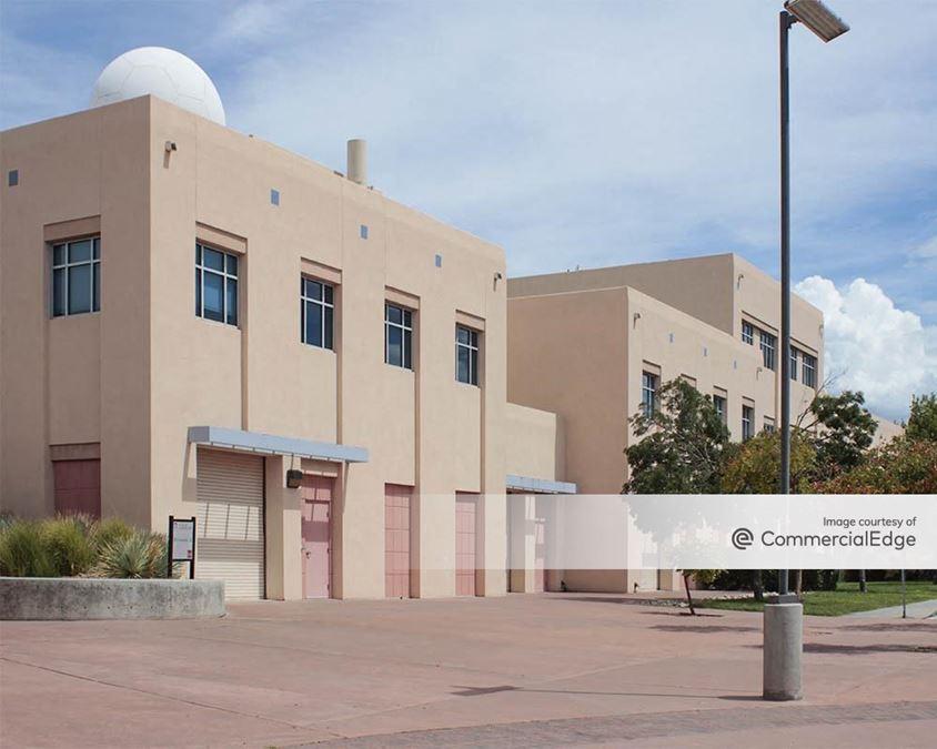 UNM Science & Technology Park - The Rotunda