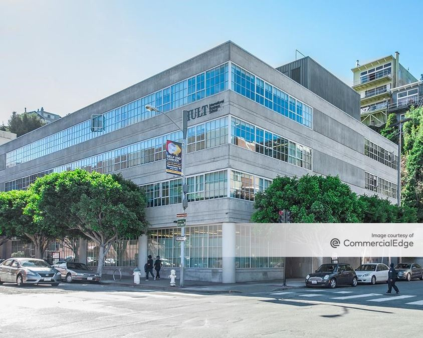 Levi's Plaza - Saddleman Building