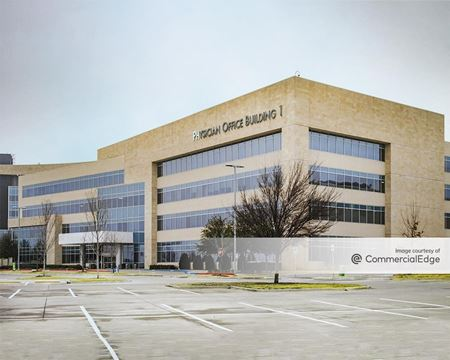 Baylor Scott & White McKinney - Physician Office Building 1 - McKinney