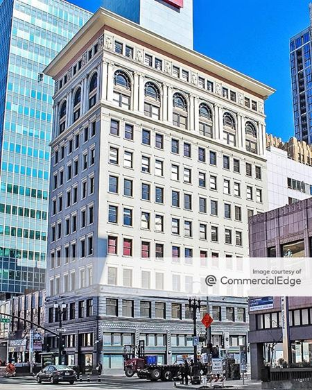 Mash Building - Oakland