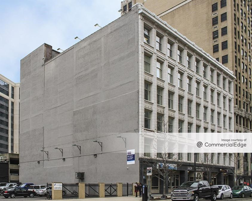 Julian C. Madison Building