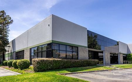 R&D SPACE FOR LEASE - Milpitas