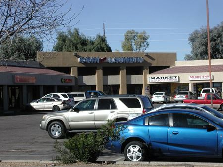 Brown and Horne Retail Center - Lease - Mesa