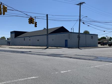 Corner of Division and George R Bennett - Pawtucket