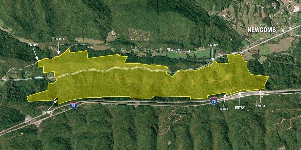 1,145± Acres of Prime Quarry Land