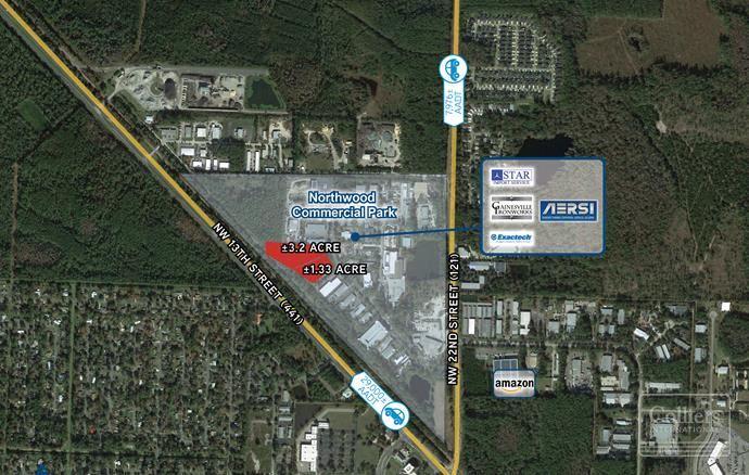 4.53± Acres Northwood Industrial Park