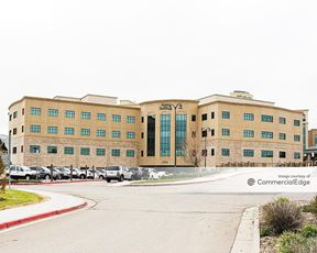 The Sky Ridge Medical Center - Aspen Building - Lone Tree