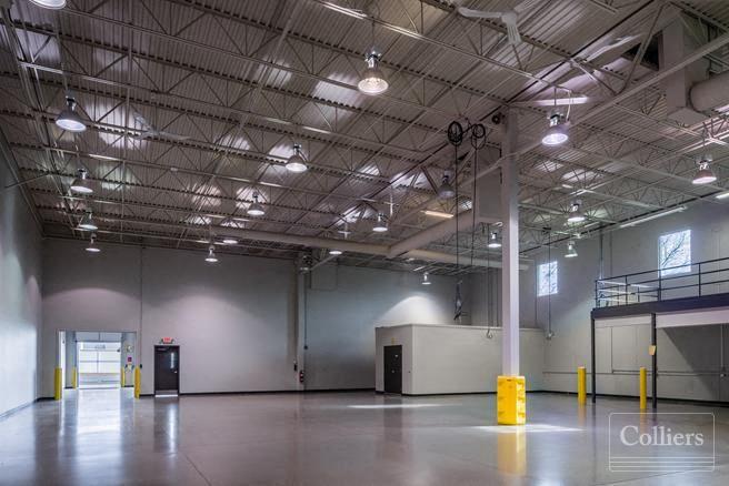 Pristine Condition Office/Warehouse