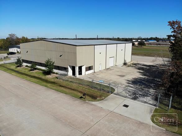 For Sale or Lease | Crane Served Warehouse