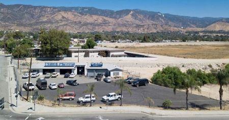 3939 N. H St.  - San Bernardino