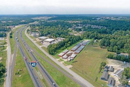 I-45 Self Storage - Huntsville