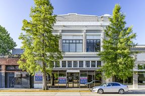 Main Street Office Building in Opportunity Zone