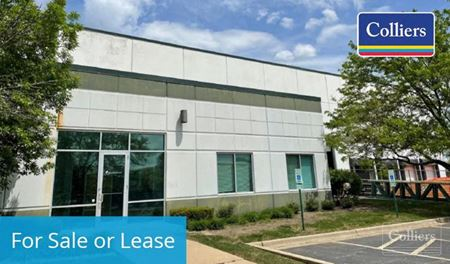 43,000 SF Building for Sale or Lease in St. Charles - St. Charles
