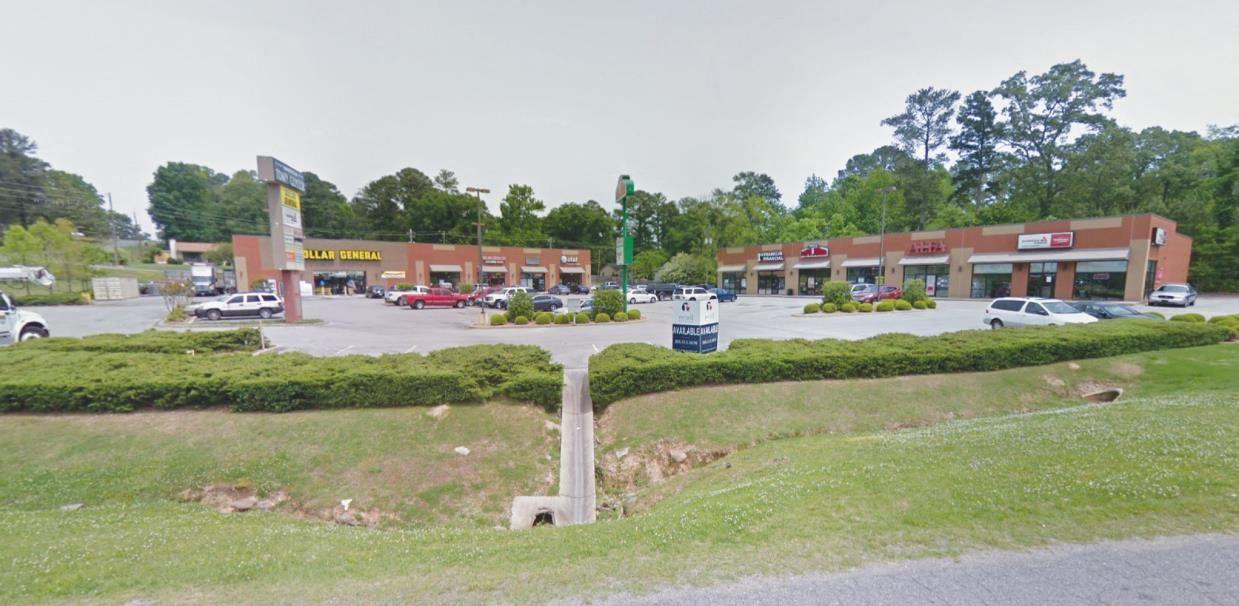 Adamsville Town Center