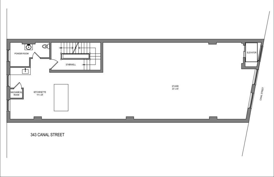 343 Canal St, 5th Floor