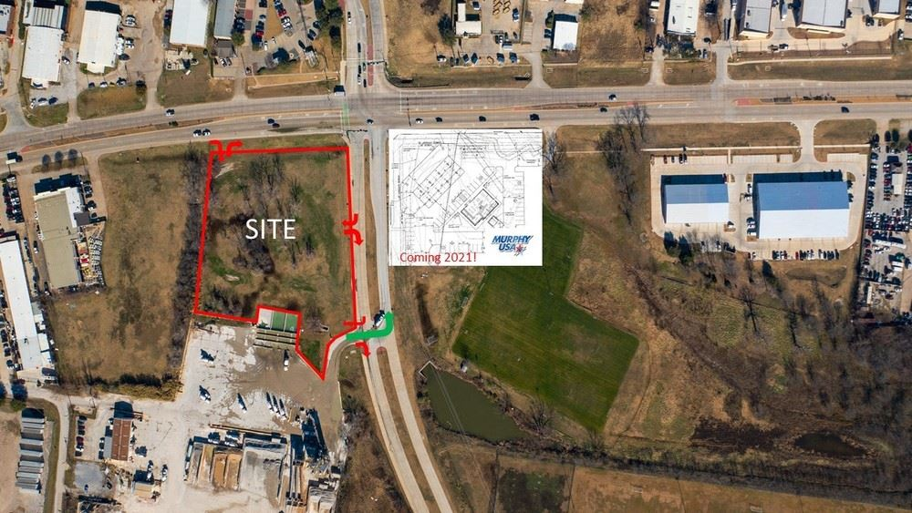 SWC - SH 121 Business & Valley Ridge