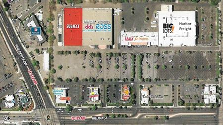 28,923 Sq.Ft. - Tulare