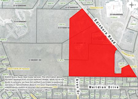 17 ± Acre Multi-Family Development Site - Erie
