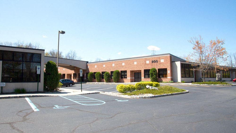 Princess Road Office Park Building 200